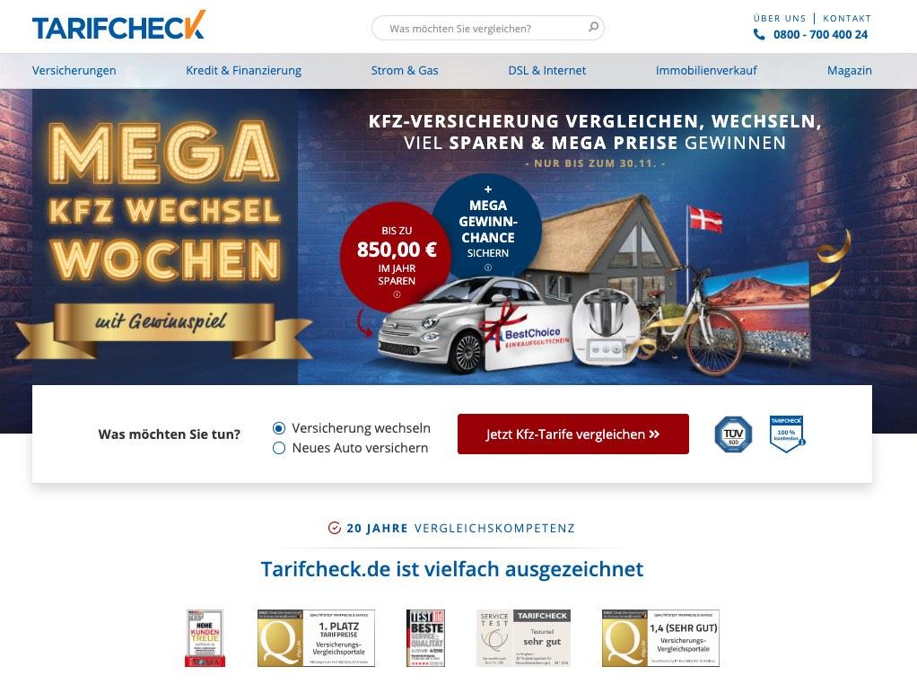 Check24-Tarifcheck