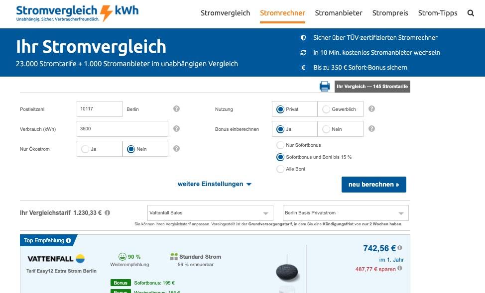 Stromanbieter-Stromtarif-auswählen-Check24-Strom