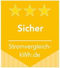 Stromvergleich auf Stromvergleich-kWh.de ist sicher