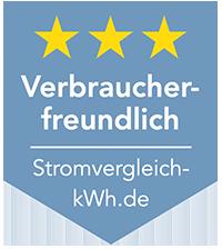 Der Stromvergleich auf Stromvergleich-kWh.de ist verbraucherfreundlich.