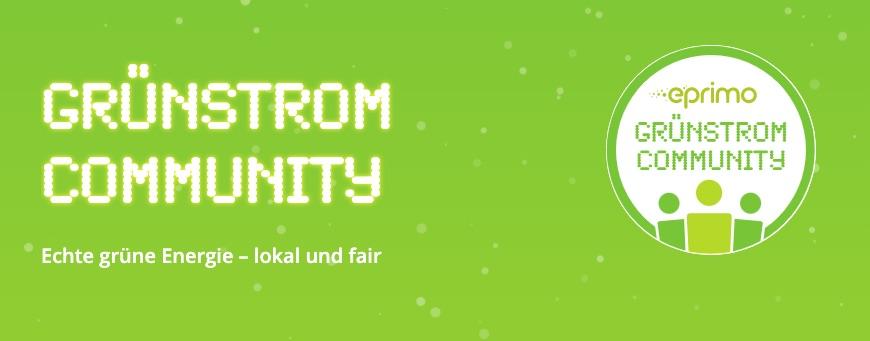eprimo-Grünstrom-Community